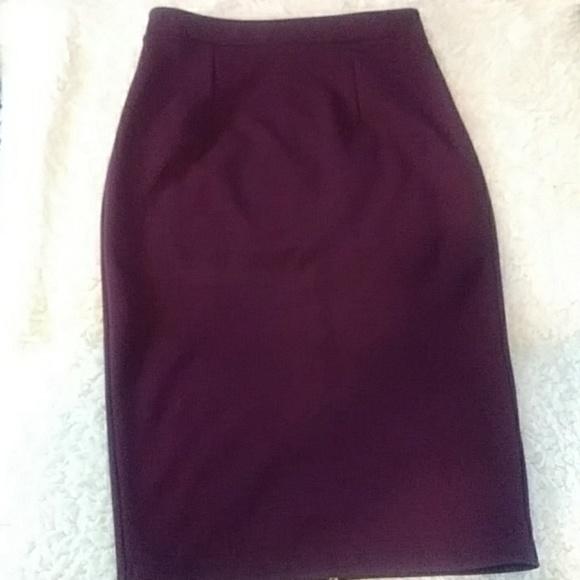 Halogen Dresses & Skirts - 🌼Halogen Pencil Zip Down Skirt🌼
